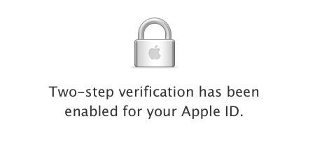 Two Step Verification Completed