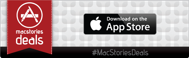 MacStories Deals