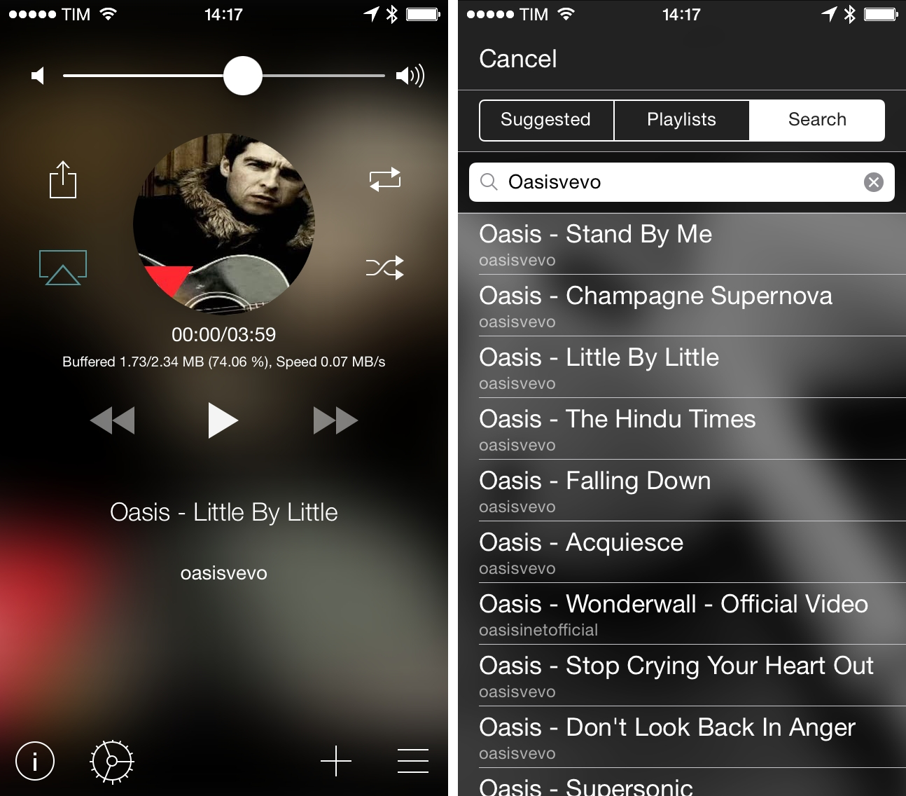 Tuner for iPhone Turns YouTube Into A Music Player - MacStories
