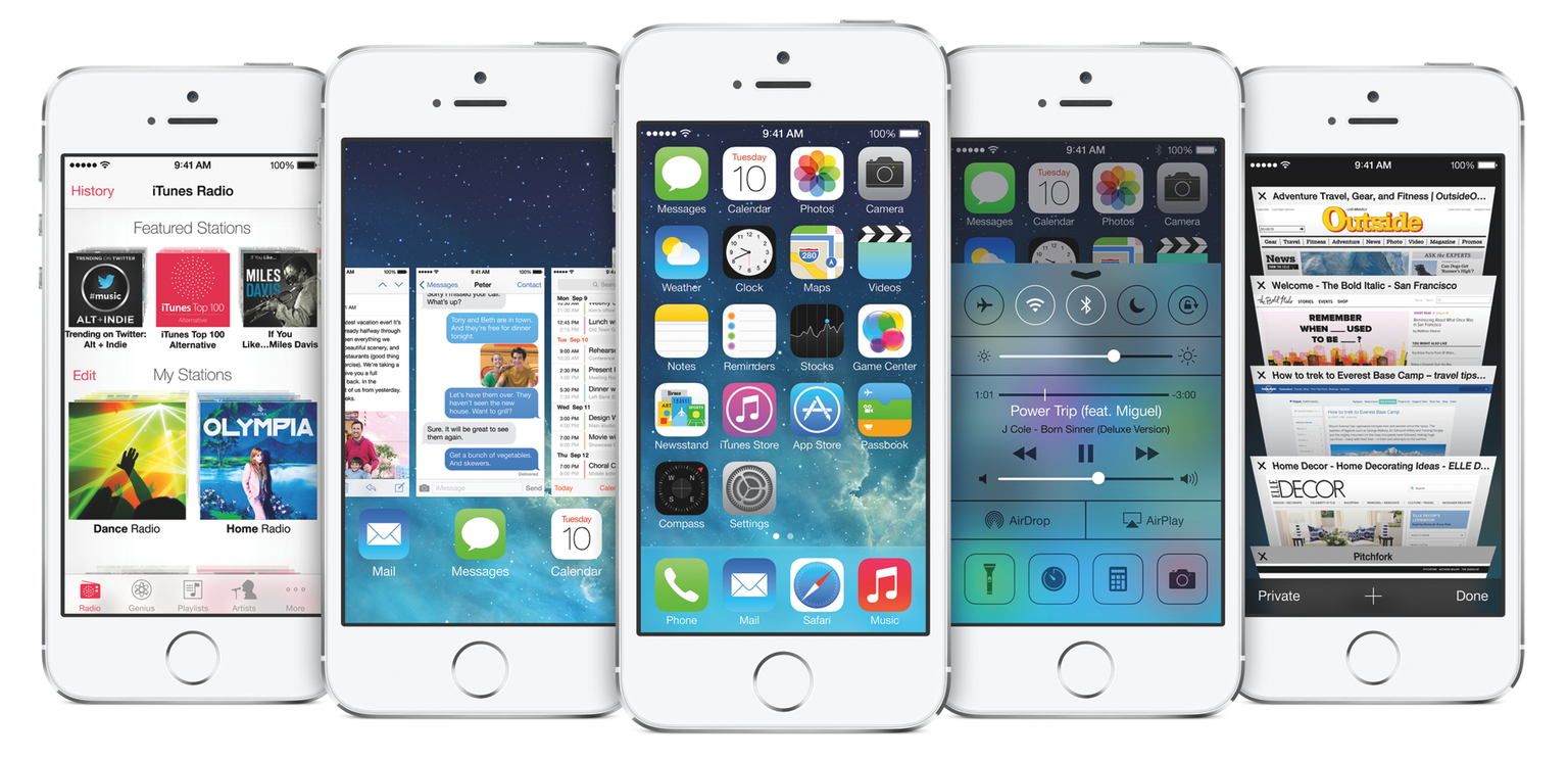 With Ios 7 Le Profoundly Altered The Foundations Of Their Mobile Operating System S Design And Functionality I Want To Believe That 8