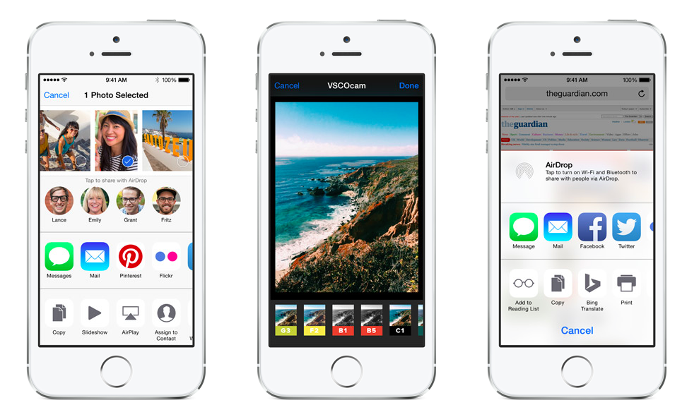iOS 8 Extensions: Apple's Plan for a Powerful App Ecosystem