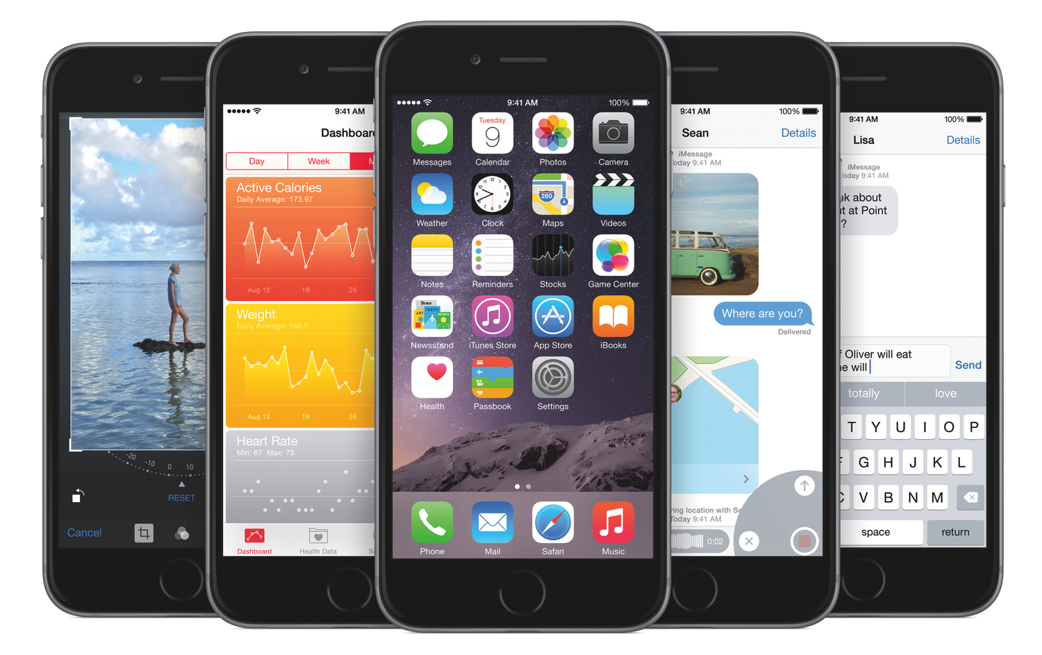 Apple Releases iOS 8.1 – Here's What's New
