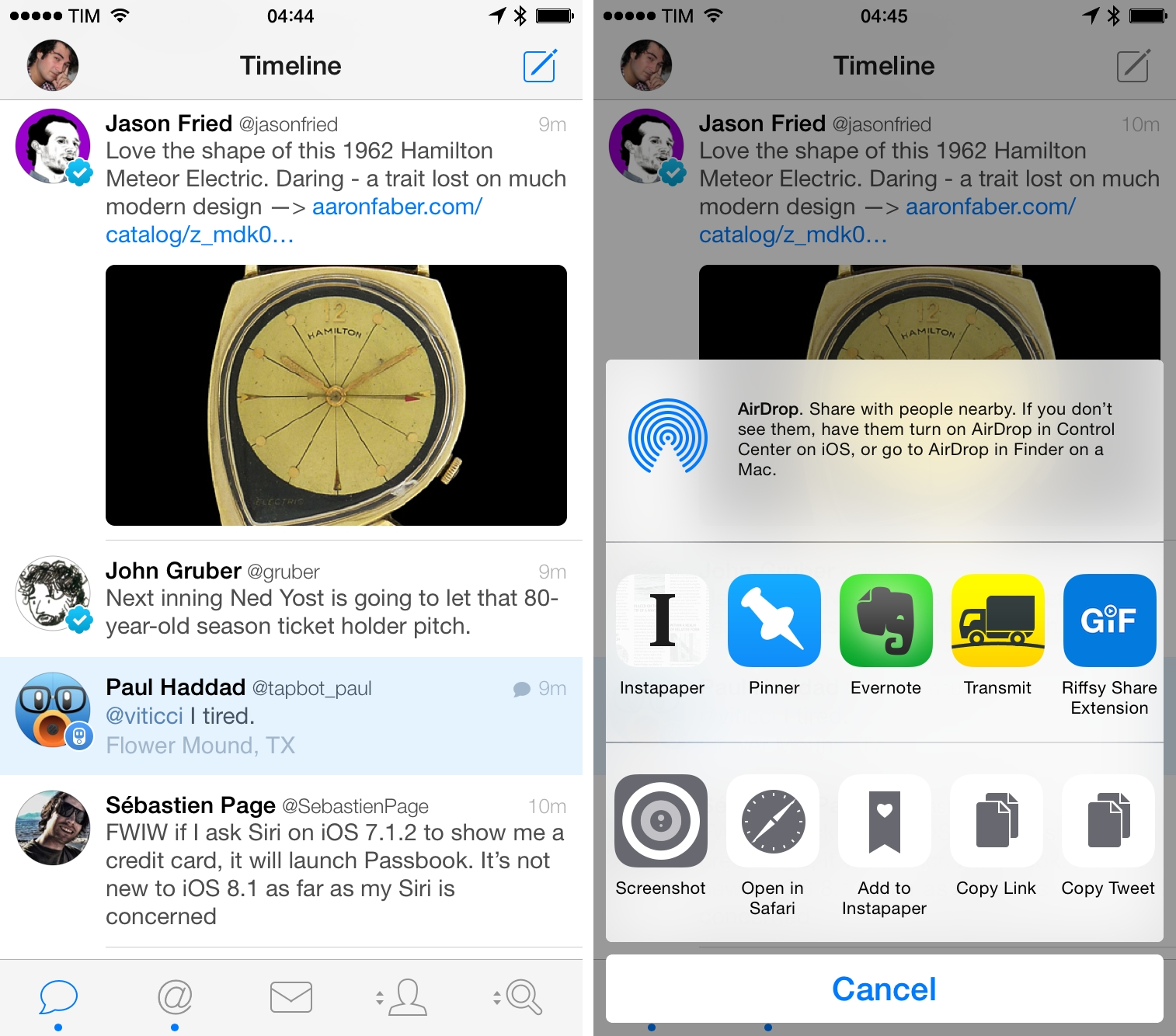 Tweetbot 3 5: iPhone 6 Support, Interactive Notifications
